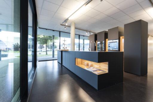 Baumann AG Ausstellung Berneck