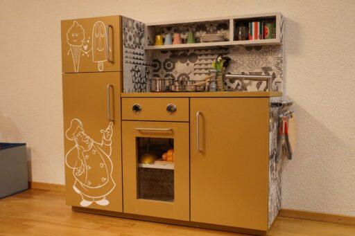 Juniorküchen für die kleinen Köche, Baumann AG Küche & Bad