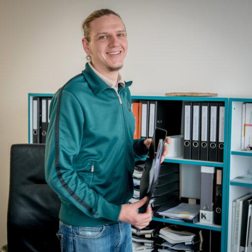 Andreas Zeller, Baumann AG Küche & Bad
