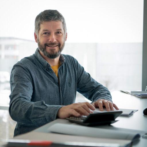 Daniel Spirig, Baumann AG Küche & Bad
