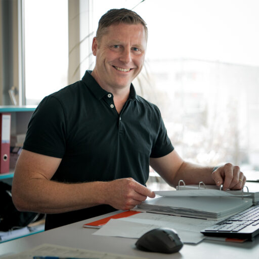 Stefan Staedler, Baumann AG Küche & Bad