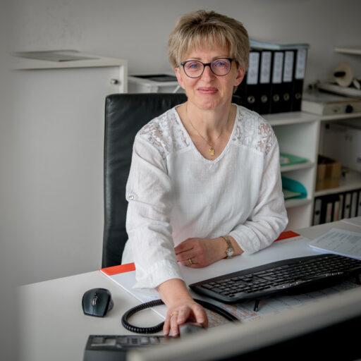 Vreni Tobler, Baumann AG Küche & Bad